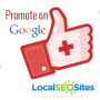 Promote On Google+ Like On Facebook
